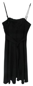 White House | Black Market short dress Black Whbm Little Lace on Tradesy