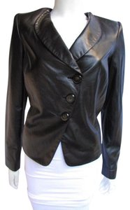 Armani Collezioni Jacket Women Jackets Women Fashion Wear Black Blazer