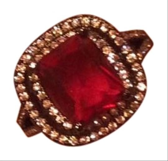 Preload https://img-static.tradesy.com/item/16762264/red-and-black-sapphire-gold-filled-7-ring-0-1-540-540.jpg