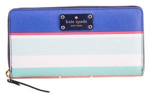 Kate Spade * Kate Spade Wellesley Neda Zip Around Wallet