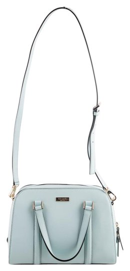 Kate Spade Small Felix Light Satchel in Blue Image 0