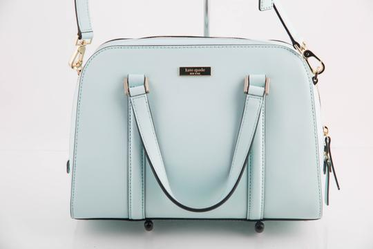 Kate Spade Small Felix Light Satchel in Blue Image 1