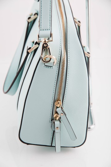 Kate Spade Small Felix Light Satchel in Blue Image 2