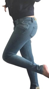IRO Skinny Pants Sky Grey Blue