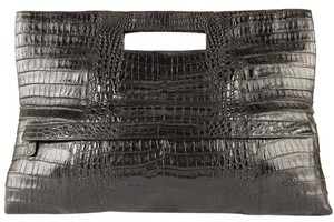 Nancy Gonzalez Black Clutch