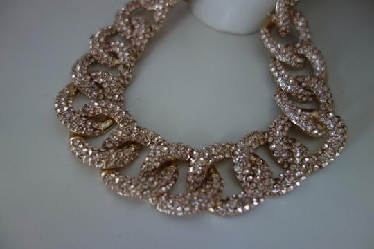 """Shiekh """"Pride"""" Necklace with Swarovski crystals all over it"""