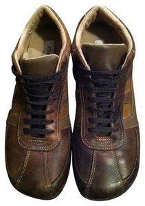 Steve Madden Men Women Brown Athletic