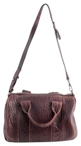 Alexander Wang Rocco Stud Satchel in brown