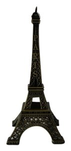 Shiekh The Eiffel Tower Model - Bronze