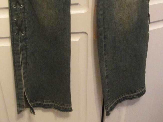 Other Flare Leg Jeans-Medium Wash