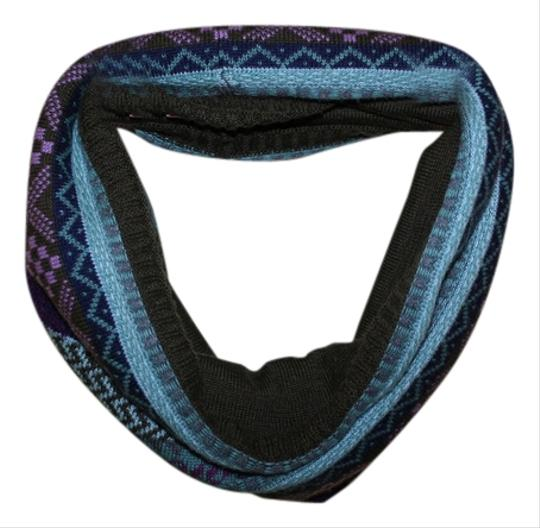 Echo Echo Infinity Fair Isle Gaiter Scarf Warmer Snood