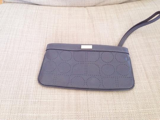 Kate Spade Small Tote Hand Wristlet in Grey
