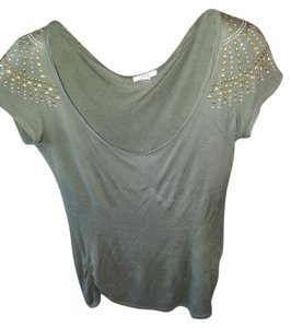 Cache Top Olive