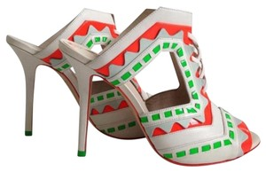 Sophia Webster Multi Mules
