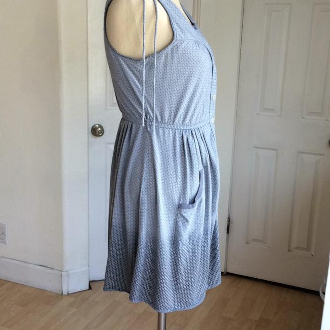 Free People short dress ombre grey blue on Tradesy Image 4
