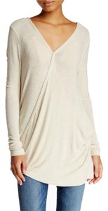 Free People Miss Rose Ob438436 Top ALMOND