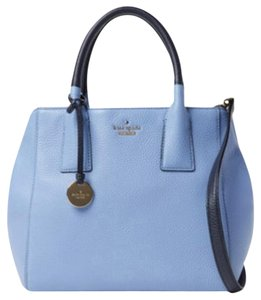 Kate Spade Satchel in Vista Blue
