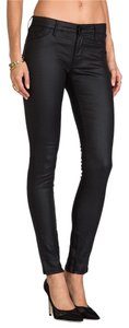 Restricted Skinny Jeans-Coated