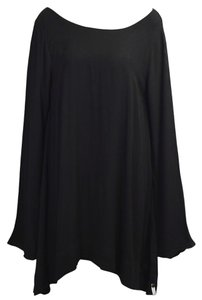 One Teaspoon short dress Black Basics Bell Sleeve Oversized Longsleeve on Tradesy