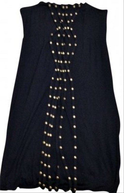 Preload https://item2.tradesy.com/images/guess-strapless-gold-tube-top-dress-black-167696-0-0.jpg?width=400&height=650