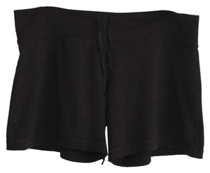 Lululemon booty black luon shorts