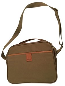 Hartmann Luggage Leather Trim Laptop Bag