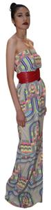 mixed color Maxi Dress by Grace Ethno Vinted Tradesy