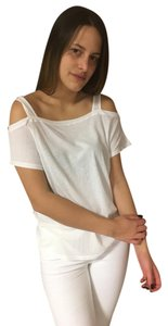 Splendid Cold T Shirt White