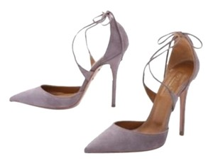 Aquazzura Pink Pumps
