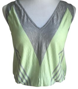 Max Studio Top Grey, mint green, green, heather grey