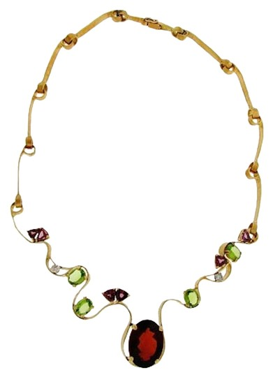Preload https://img-static.tradesy.com/item/16770355/multi-colored-designer-high-end-18k-gold-and-gemstone-with-appraisal-necklace-0-1-540-540.jpg