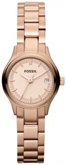 Preload https://item5.tradesy.com/images/fossil-rose-gold-es3167-archival-mini-stainless-steel-watch-167704-0-0.jpg?width=440&height=440