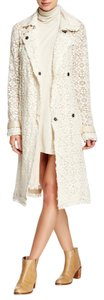 Free People Lace Trench Burberry Lace Trench Trench Coat