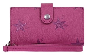 Coach Coach Star Canyon Print Phone Clutch F53440