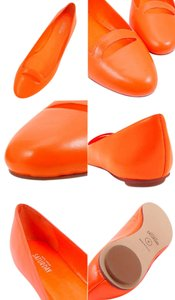 Kate Spade Orange Flats
