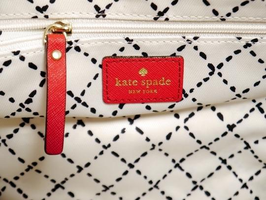 Kate Spade Loden Bags Purse Sapde Sale Crossbody Satchel in red