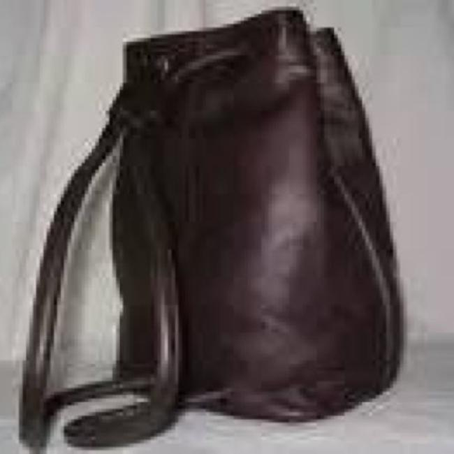 Item - Backpack Brown Leather Shoulder Bag