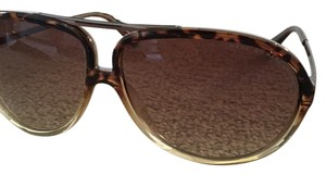 Marc by Marc Jacobs Marc by Marc Jacobs Havana Honey & Brown Aviators
