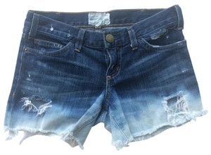 Current/Elliott Denim Shorts