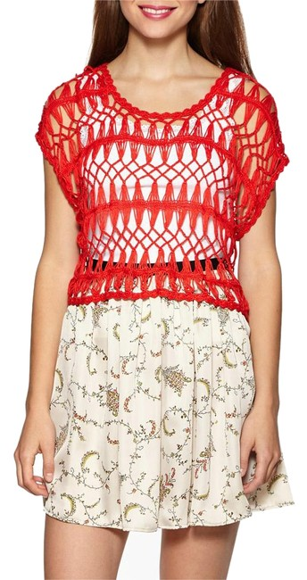 Preload https://img-static.tradesy.com/item/16771399/anthropologie-red-willow-and-clay-crochet-crop-blouse-size-12-l-0-1-650-650.jpg