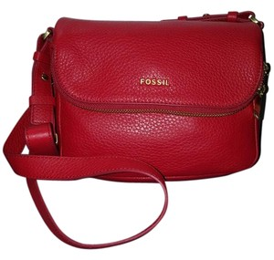 Fossil Multi Pocket Cross Body Bag
