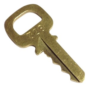 Louis Vuitton 328 Authentic Louis Vuitton Key Only