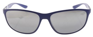 Ray-Ban New Ray Ban RB 4213 6161/88 61 Liteforce Matte Blue Mirrored