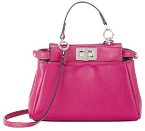 44c29c74a3a0 Fendi Pink Bags - Up to 70% off at Tradesy