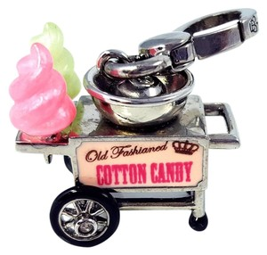 Juicy Couture RARE-Cotton Candy Machine Charm