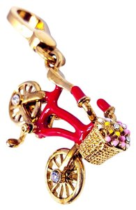 Juicy Couture Black Label Bike Charm