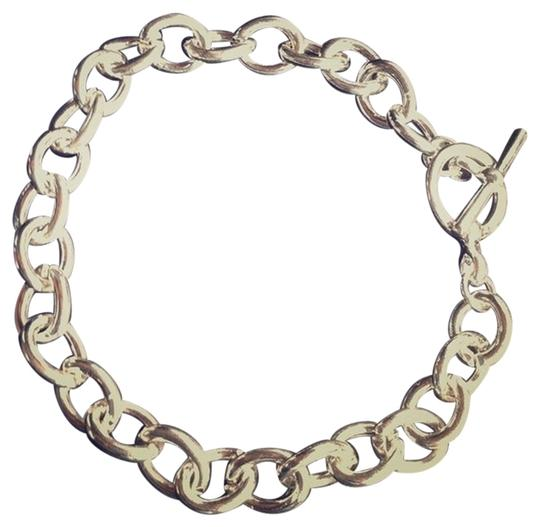 Other Silver chain link bracelet