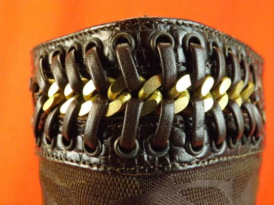 Just Cavalli Brown Boots Image 4