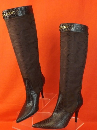 Just Cavalli Brown Boots Image 7