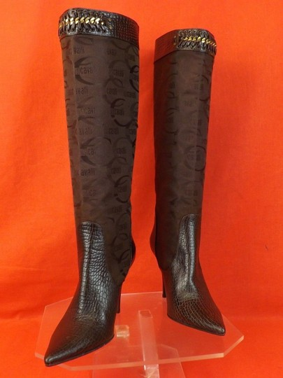 Just Cavalli Brown Boots Image 8